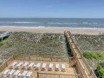 Oceanfront Party Deck