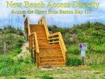 New Beach Access