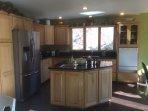 Huge furnished kitchen