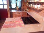 kitchen Fairytale wooden house