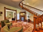 Surround yourself in Victorian charm and beautiful architecture when you stay at this vacation rental home in Salt Lake...