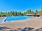 Tahoe Donner Center Pool