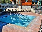 Tahoe Donner Kids Pool