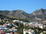 View of the Pueblo