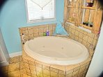 Bottom Floor Master Bath Tub