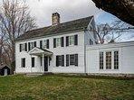 Main House, warmth and charm circa 1792