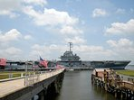 USS Yorktown, 20 Minutes Away!