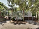 Large Private Drive, Great Landscaping!