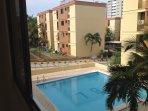 Condominium pool/play area