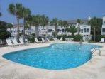 Beach Club Villa Pool