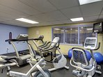 Fitness Center, Open For Sportscard, Daily Fee