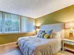 Bottom Level Master bedroom #1