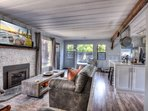 Newly remodeled home with beautiful details throughout
