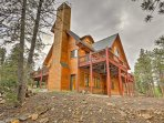 Experience Colorado like never before during your stay at 'The Miracle,' a 6-bedroom, 4.5-bathroom Hartsel vacation...
