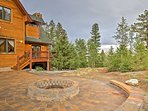 This stunning 5,500-square-foot home is situated on 13 acres of forested land, with comfortable accommodations for up...