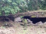 Entrance to Amerindian Cave