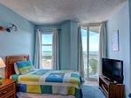 Bedroom- twin beds