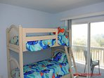 1st Floor Middle Bedroom with Bunk Bed and Trundle