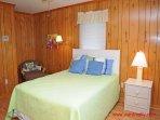 South Streetside Bedroom w/ Queen