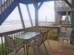 1st Floor Oceanfront Covered Deck
