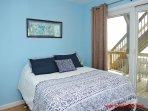1st Floor South Oceanfront Bedroom with Queen Bed