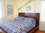1st Floor Streetside King Bedroom