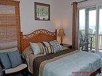 1st Floor North Oceanfront Queen Bedroom
