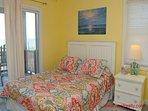 1st Floor South Oceanfront Queen Bedroom