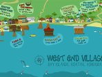Some of the many fun things to check out in nearby West End (West End Village section).