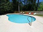 Private Heated Pool - 18 x 24