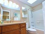 Master Bathroom with Vanity Sink