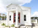 Seaside's Iconic Post Office - Just Minutes Away