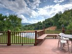 Deck for Outdoor Entertaining