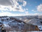 Long Range Mountain Views