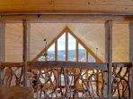 Bedroom 2 - Custom Railing