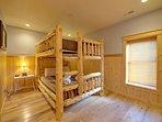 Bedroom 3 - Bunk Bed (Full/Full), Mezzanine Level