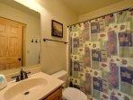 Full Bath - Mezzanine Level