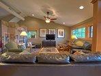 Living Area -  Upper Level