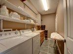 Laundry Area - Lower Level