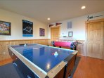 Air Hockey & Bubble Hockey Game Tables