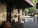 Local pubs, cafes and restaurants
