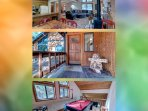 Secluded Yet Central Truckee, Directly Across From Trout Creek Rec Center, Z Market, & The Lodge