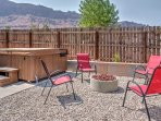 Surround yourself with the beautiful Moab landscape when you stay at this newly renovated 3-bedroom vacation rental...