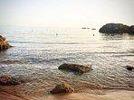 A soli 20 km dalla spiaggia di Mollarella