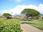 Easy walk from the Maui Eldorado to the beach