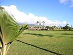 Golf course with Maui Eldorado beyond