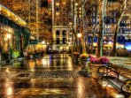 Beautiful Bryant Park at NYC!! Welcome! Union Square in NY awaits you!