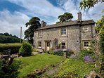 Authentic 17th century cottage with many features and outstanding open views,