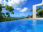 Infinity pool, infinite horizon
