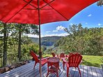 Escape to Tennessee's serene lakeside in this 4-bedroom, 3-bathroom vacation rental cottage overlooking Norris Lake!